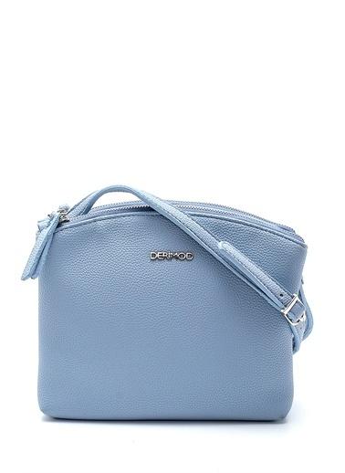 Derimod Messenger / Askılı Çanta Mavi